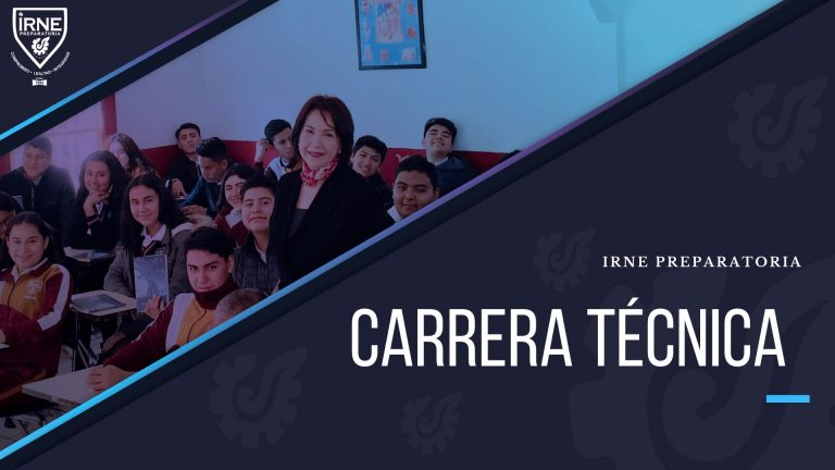 Preparatoria con carrera técnica